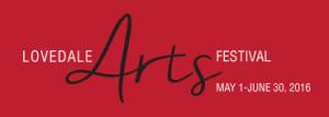 LCC Arts Festival Logo